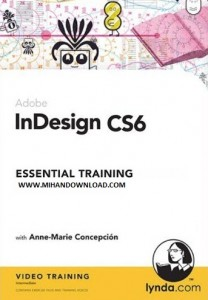 فیلم آموزش ایندیزاین - InDesign CS6