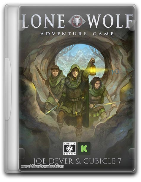 Joe Devers Lone Wolf HD Remastered (1)