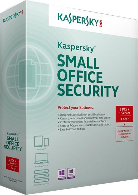 Kaspersky Small Office Sec