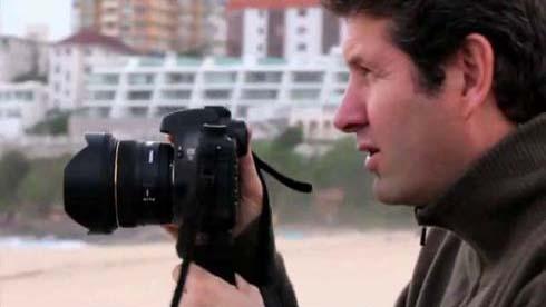 فیلم آموزش عکاسی با دوربین دیجیتال