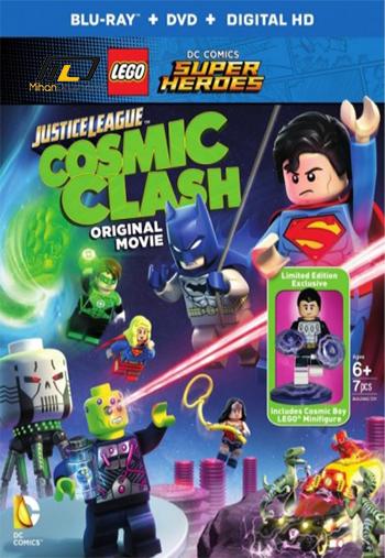 2016 Lego DC Comics Super Heroes: Justice League Cosmic Clash