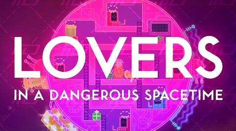 Lovers in a Dangerous Spacetime (1)