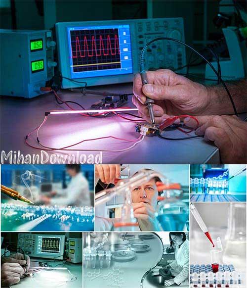 دانلود عکس با کیفیت تکنولوژی های مدرن Stock Photos Modern Technologies
