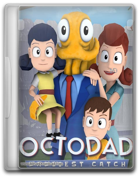 Octodad Dadliest Catch Shorts (1)
