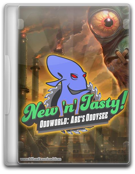 Oddworld  New 'N' Tasty (1)