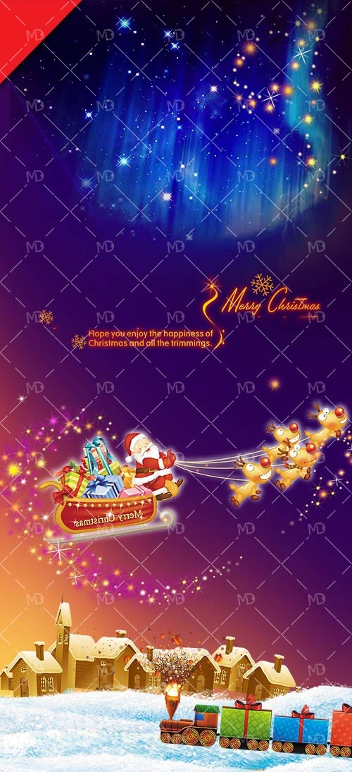 PSD-Source---Christmas-and-New-Year-2015-vol.9