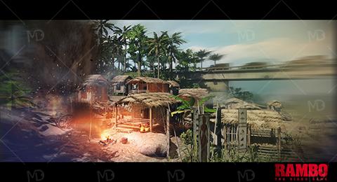 Rambo The Video Game (4)