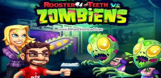 Rooster Teeth vs Zombiens (1)