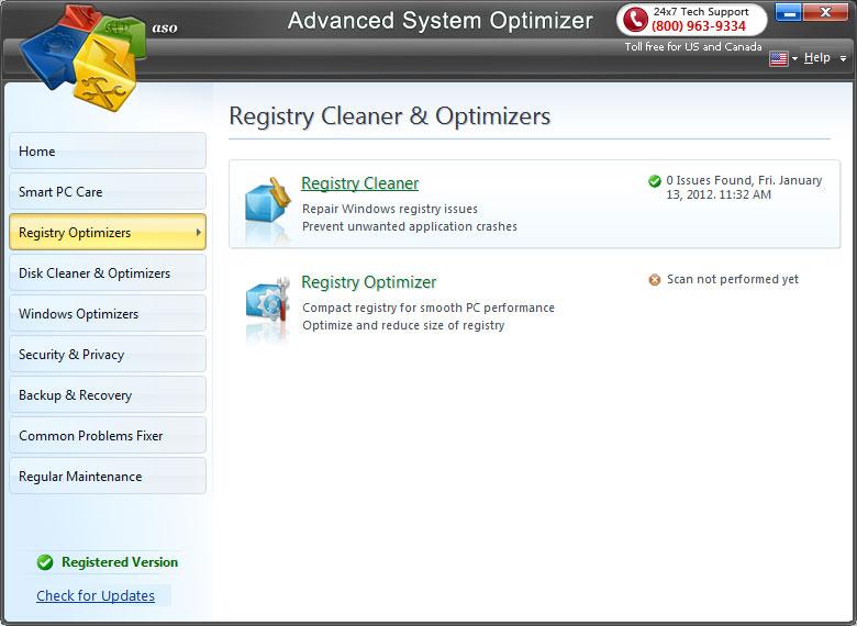 ScreenShots.Advanced.System.Optimizer3 دانلود Advanced System Optimizer 3 5 1000 15646 نرم افزار بهینه ساز ویندوز