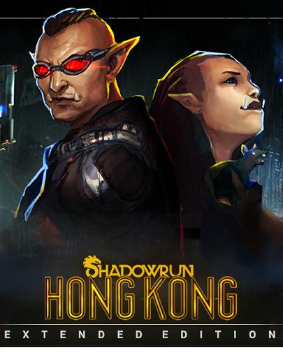 Shadowrun Hong Kong Extended