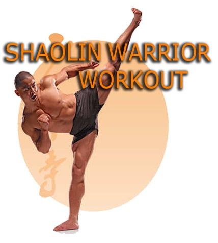 ShaolinWarriorWorkoutTraining