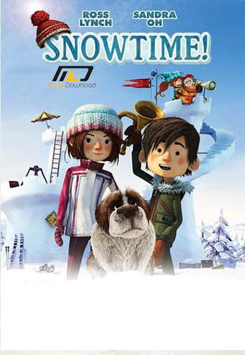 دانلود انیمیشن برف بازی ۲۰۱۵ Snowtime