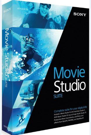 Sony Movie Studio Su