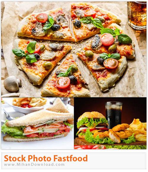 دانلود عکس با کیفیت فست فود Stock Photos Fastfood