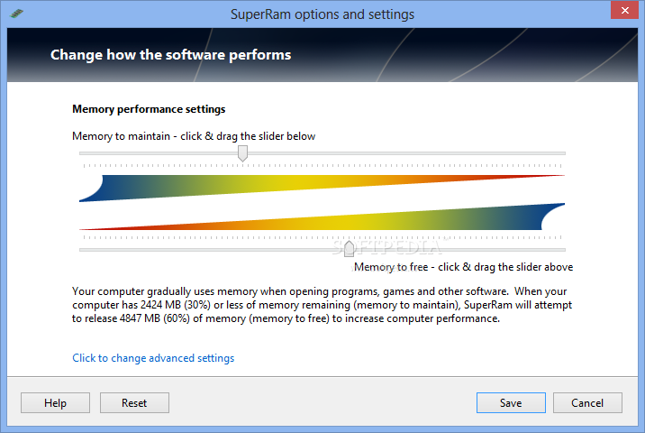 SuperRam 3 دانلود PGWare SuperRam 6.9.29.2014 نرم افزار بهینه سازی رم