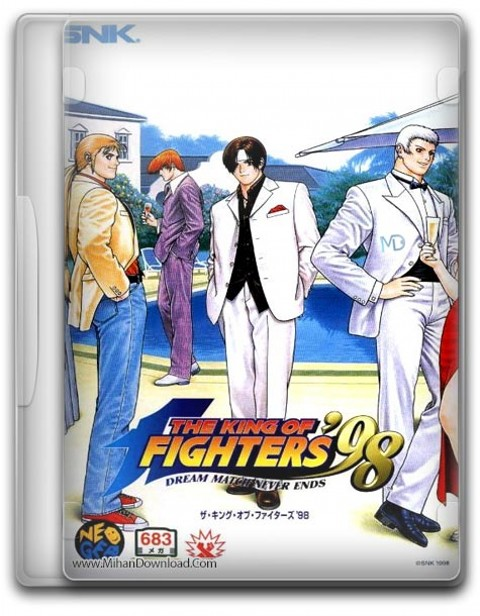 The King of Fighters 98 (1)