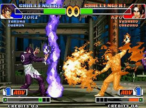 The King of Fighters 98 (2)