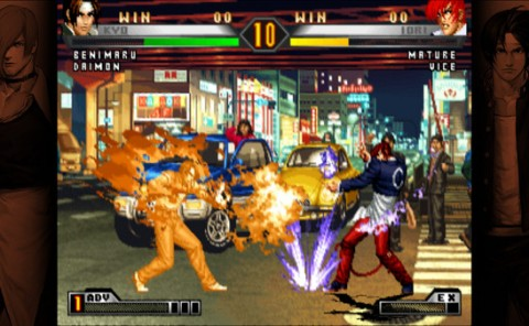 The King of Fighters 98 (3)