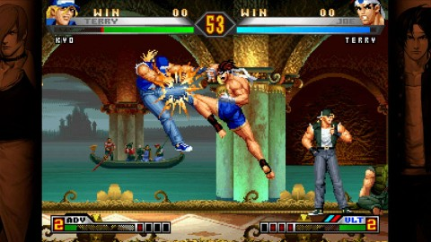 The King of Fighters 98 (5)