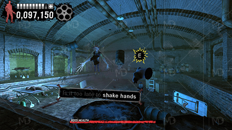 The Typing Of The Dead Overkill (1)