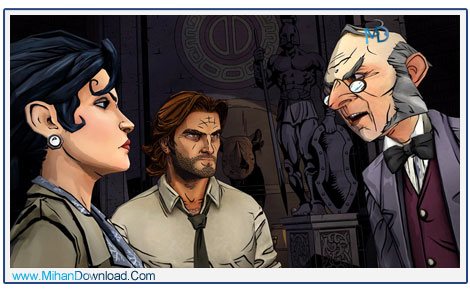 The Wolf Among Us Episode One (3)