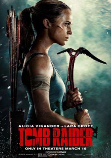 Tomb Raider 2018 1 دانلود فیلم دیدنی و جذاب Tomb Raider 2018
