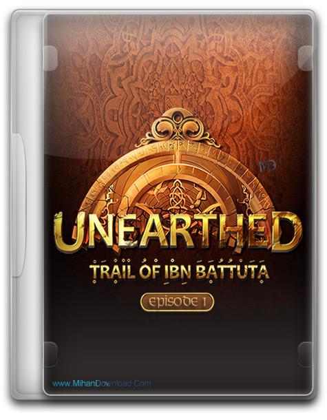دانلود بازی شکارچی ایرانی Unearthed Trail of Ibn Battuta Gold Edition Episode 1