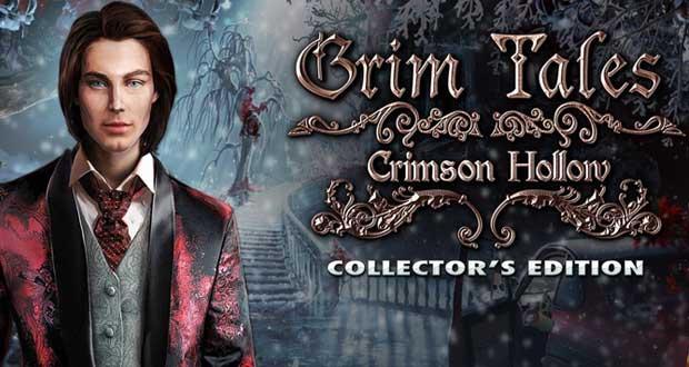 دانلود بازی Grim Tales Crimson Hollow برای کامپیوتر