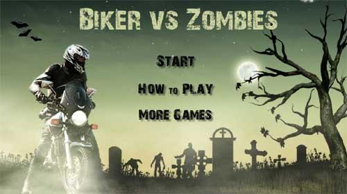 دانلود بازی موتور سواری Biker vs Zombies برای کامپیوتر