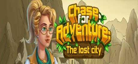 دانلود بازی ماجراجویی در شهر گمشده Chase for Adventure The Lost City برای کامپیوتر