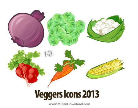 Veggers Icons-md-iocn