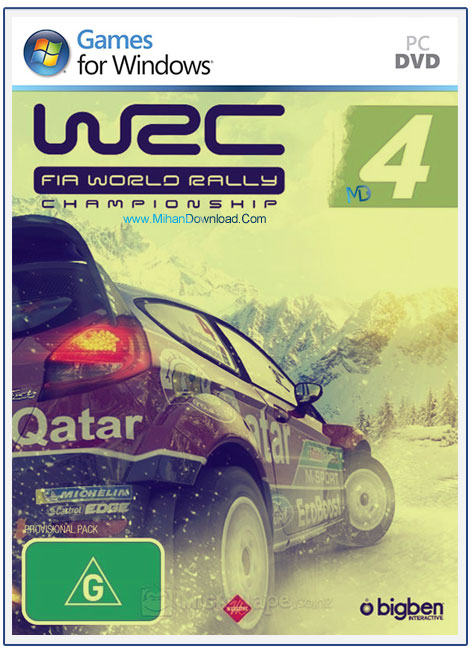 WRC 4 FIA World Rally Championship (1)