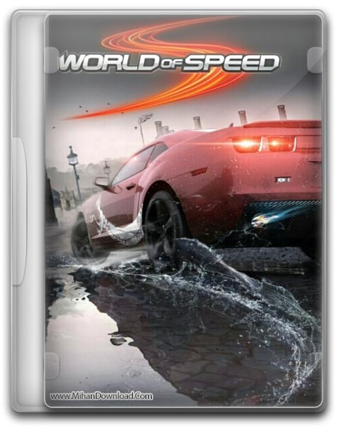 World Of Speed cover