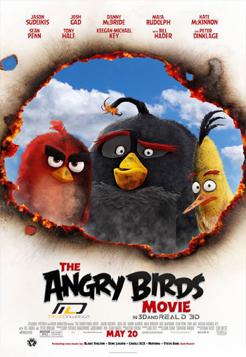 2016 Angry Birds