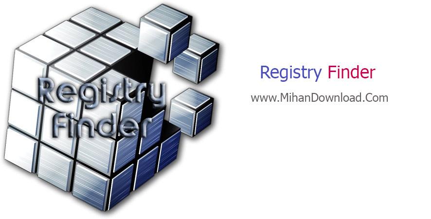 دانلود Registry Finder 2.11 نرم افزار ویرایش ریجستری ویندوز