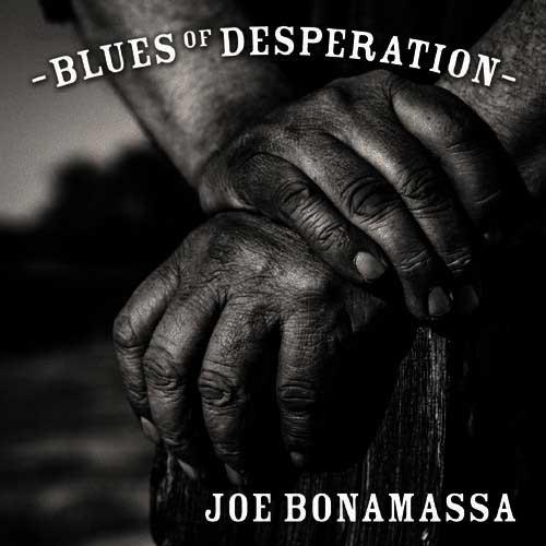 دانلود آلبوم جدید جو باناماسا بلوز از ناامیدی Blues of Desperation