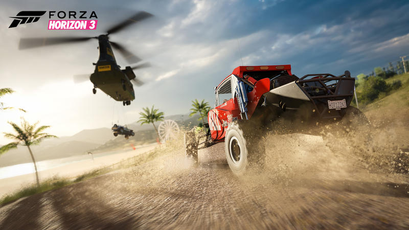 Forza Horizon 3 Chopper Buggy