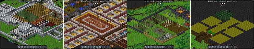 دانلود بازی استراتژیکی Gnomoria برای کامپیوتر