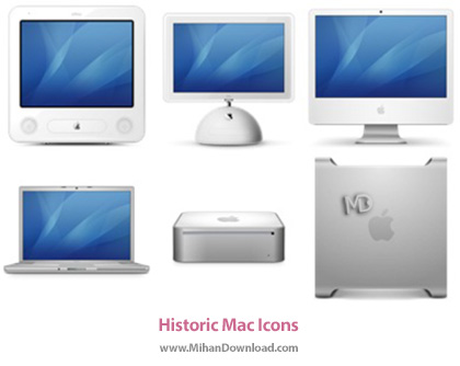 icons-390-Historic Mac Icons