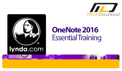 lynda-onenote-2016-essential-training