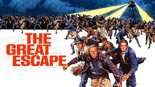 دانلود موسیقی متن فیلم فرار بزرگ Great Escape