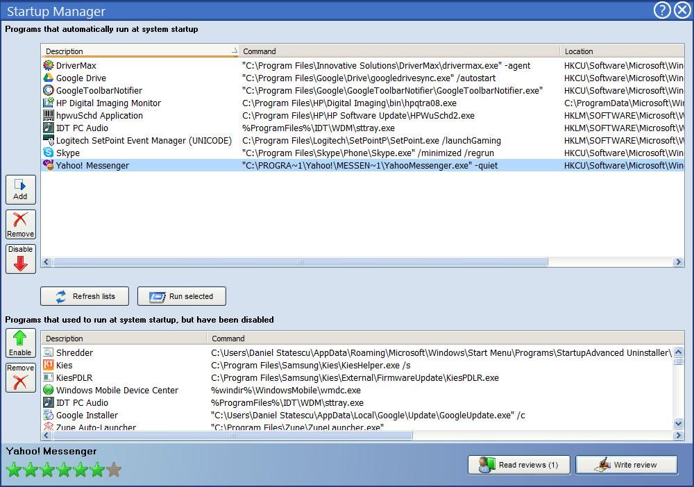 screenshot.Advanced Uninstaller PRO 2 دانلود Advanced Uninstaller PRO 11.43 نرم افزار حذف کامل برنامه نصب شده