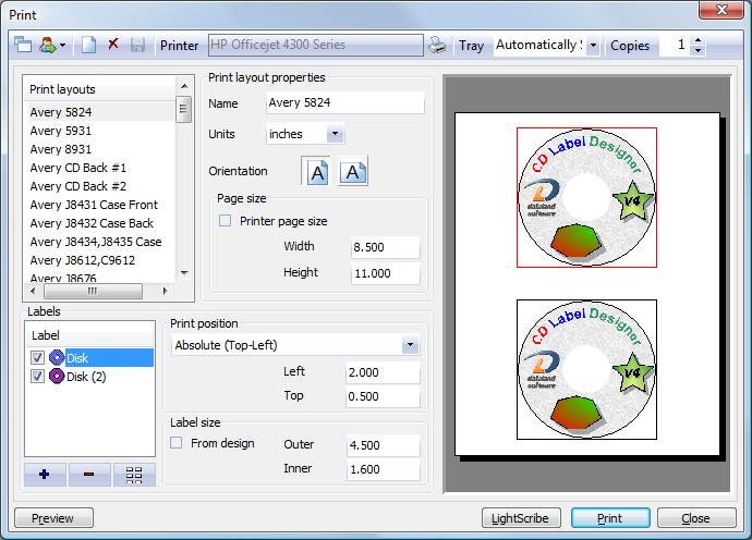 screenshot.CD.Label.Designer-3