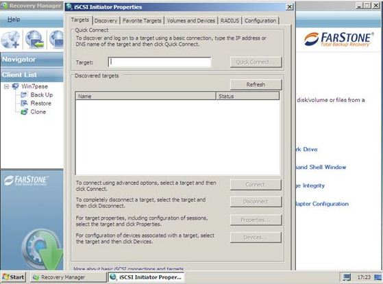 screenshot.Farstone 1 دانلود Farstone TotalRecovery Pro 10 0 Build 20131120 نرم افزار بازیابی فایل ها