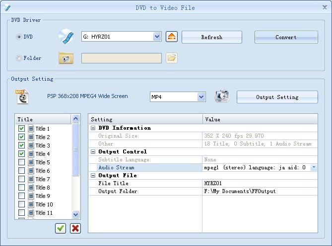 screenshot.Format.Factory 1 نرم افزار مبدل فایل های صوتی و تصویری Format Factory 3 3 2 0