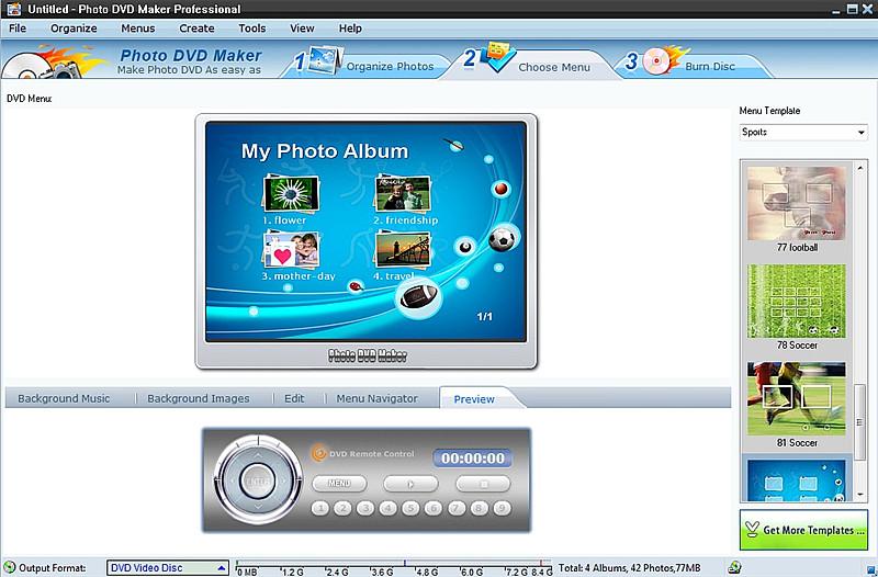 screenshot.Photo.DVD.Maker Pro-2
