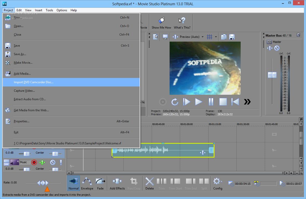 screenshot.Sony_Movie_Studio_Platinum_1