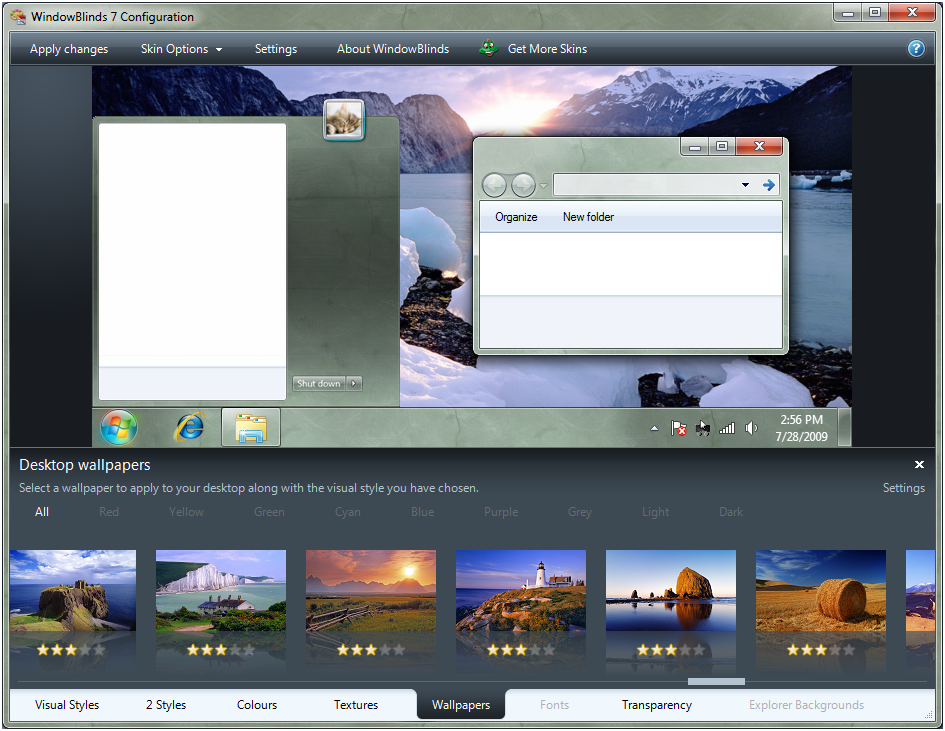 screenshot.Stardock.WindowBlinds-2