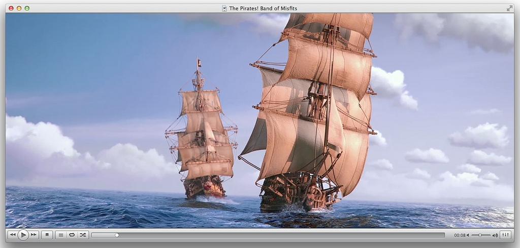 screenshot.VLC .Media .Player 4 نرم افزار پخش فایل های ویدئویی VLC Media Player 2 1 3 Final x86/x64