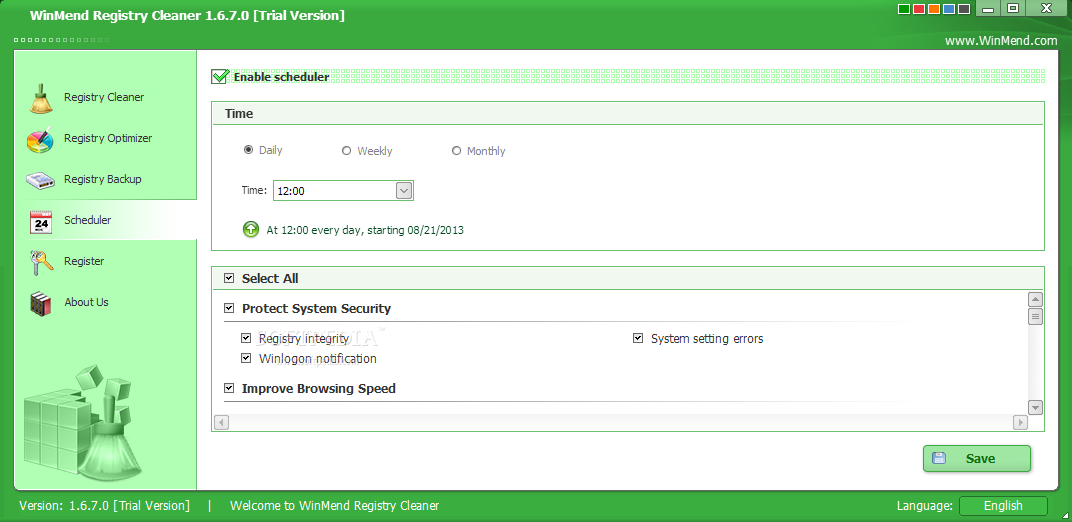 .screenshot.WinMend.Registry.Cleaner.2